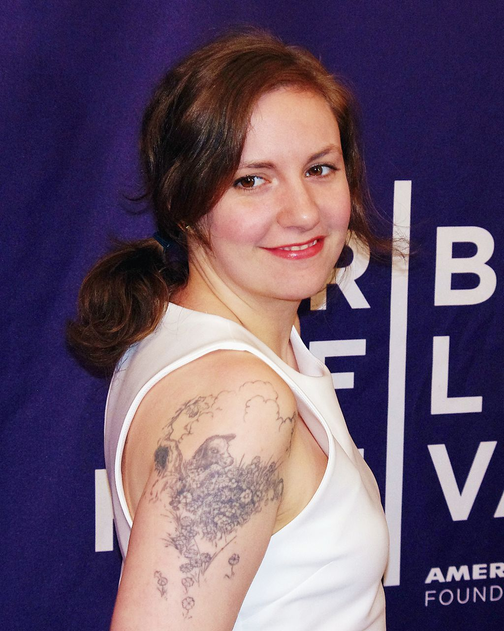 It's Not About Lena Dunham's Choice; It Never HasBeen
